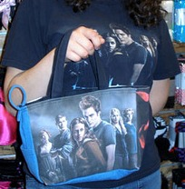 Is the handmade Twilight purse really necessary with the tee shirt?